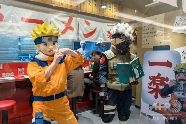 アニメ「ナルト」に登場した「一楽ラーメン」店が上海にプレオープン