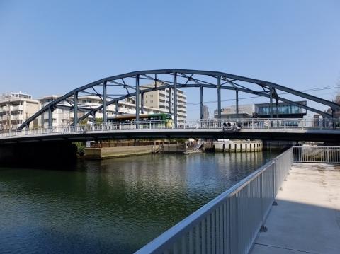 小名木川・新扇橋