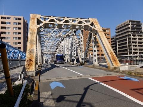 小名木川・小松橋