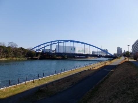 旧中川・江東区東砂2