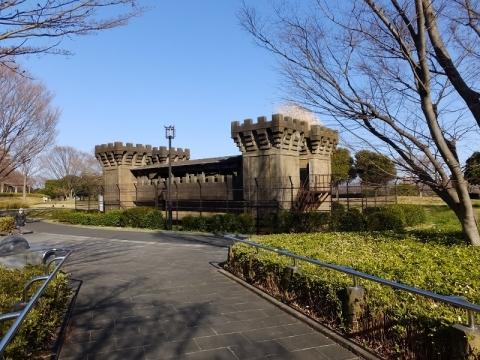 小松川閘門の遺構