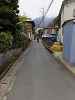 大山道とうふ坂