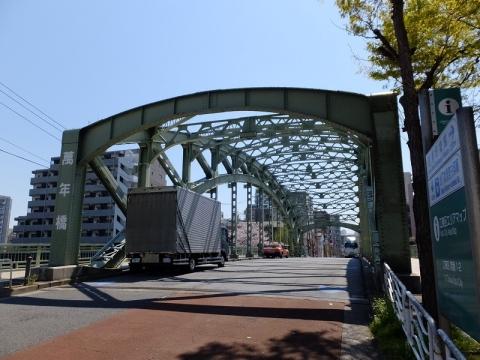 小名木川の萬年橋
