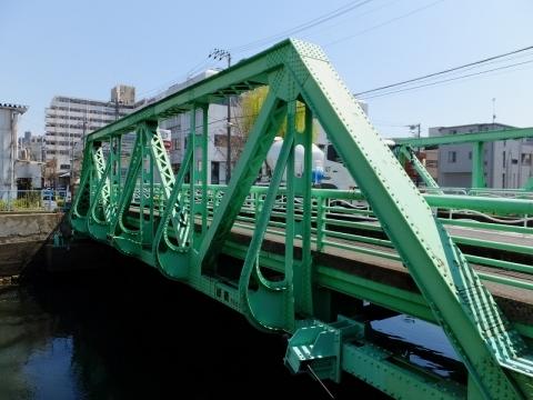 大島川西支川・緑橋
