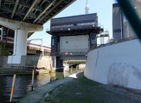源森川水門