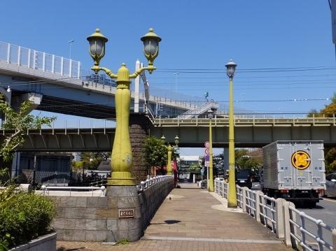 北十間川・枕橋