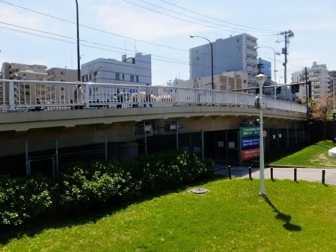 大横川の業平橋