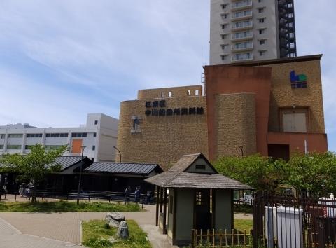 旧中川・川の駅、江東区中川船番所資料館