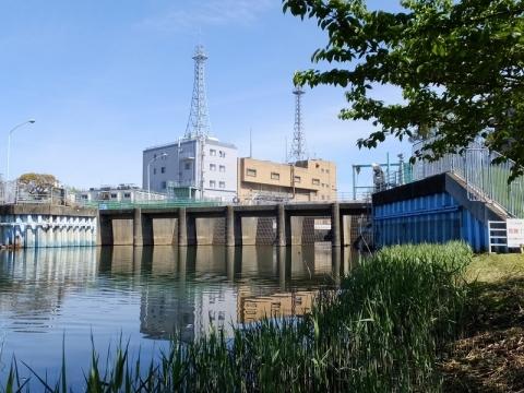 木下川排水機場