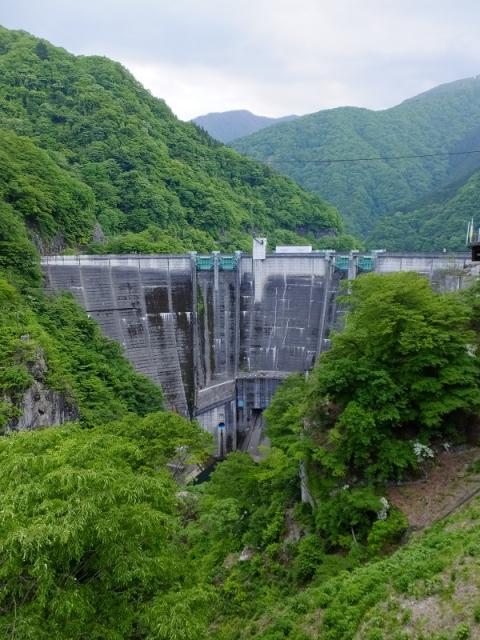 二瀬ダム・埼玉県秩父市大滝