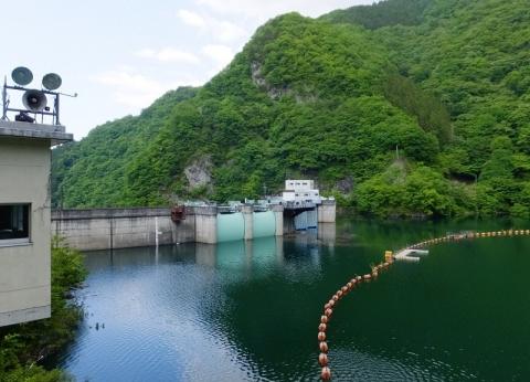 二瀬ダム・秩父湖