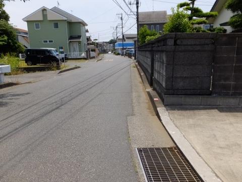 三田用水支線用水路