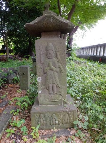 日枝大神の庚申塔