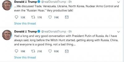 20190504 trump tweet