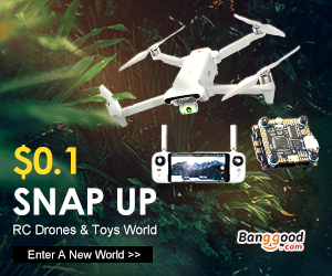 RC Drones And Toys World $0.1 Snap Up