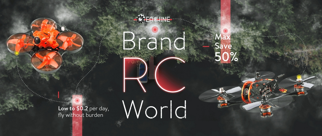 Brand Eachine sales