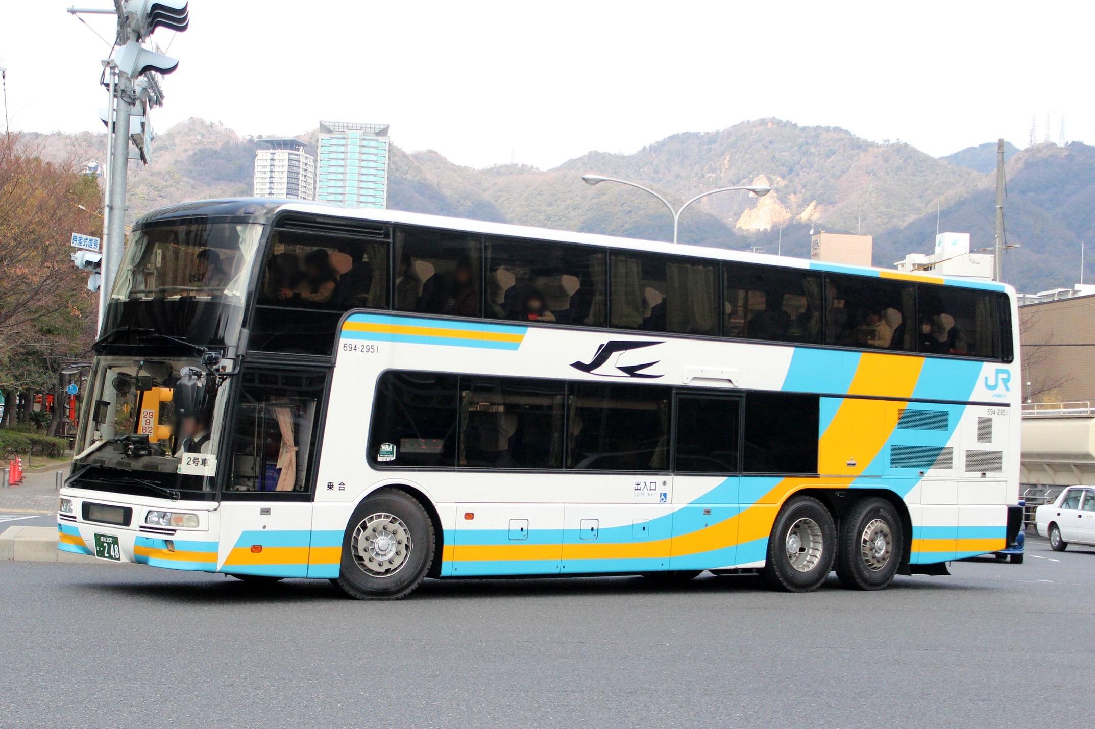 JR四国バス 694-2951