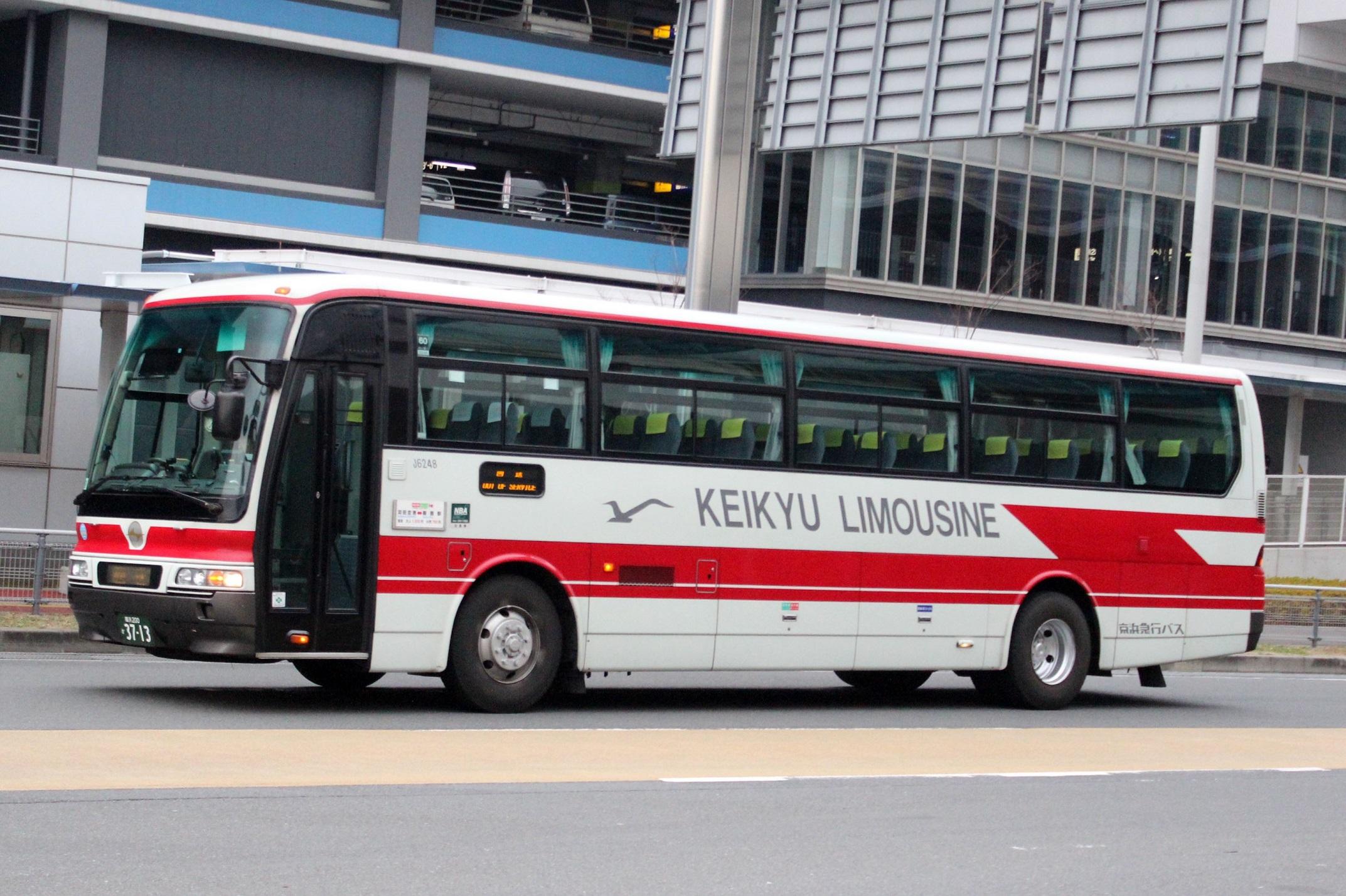京浜急行バス J6248