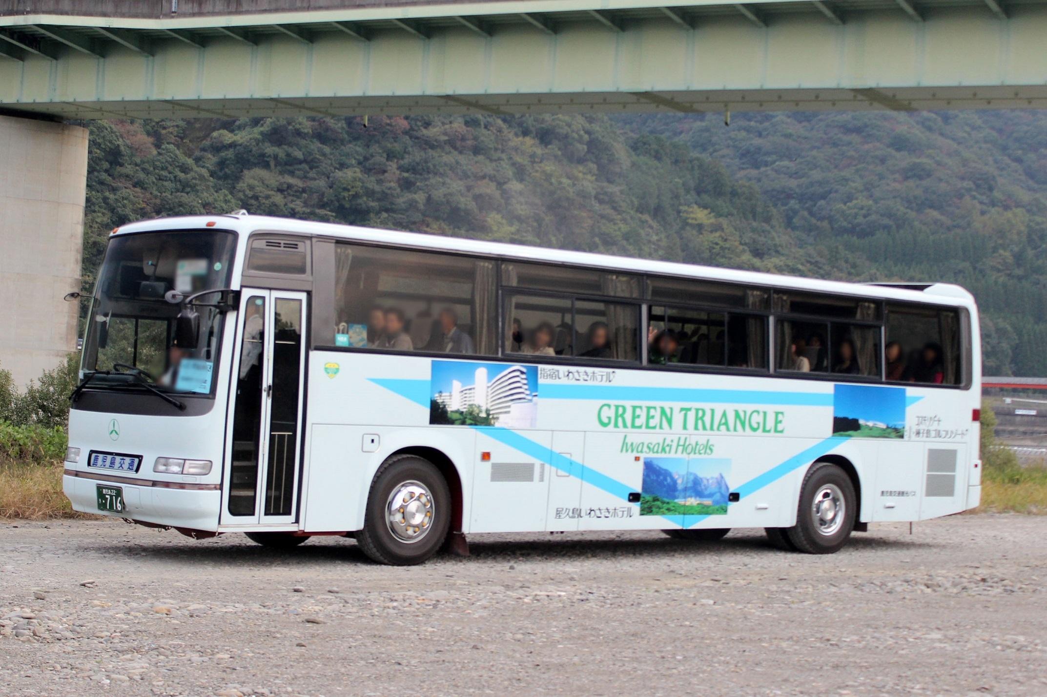 鹿児島交通観光バス き716