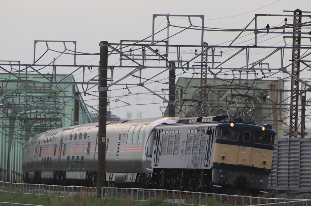 EF64 37カシオペア信州 2019.05.03