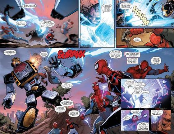 『スパイダーマン・スパイダーバース』レオパルドンも出してくれたら