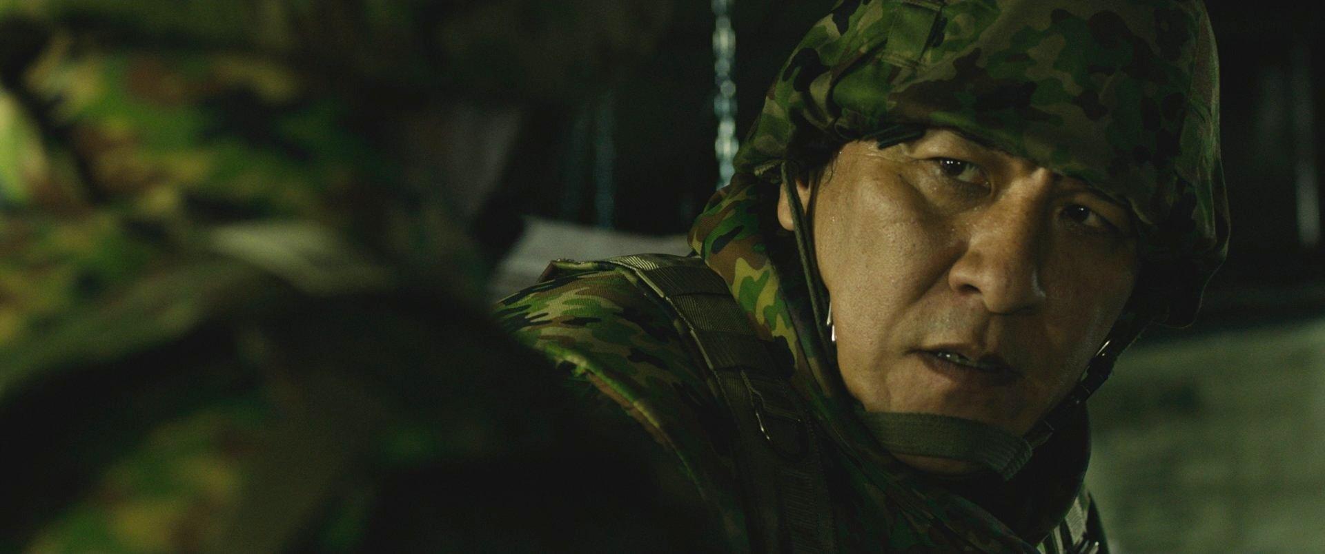 『シン・ゴジラ』ピエール龍出演場面④「国民を守るのが我々の仕事だ」