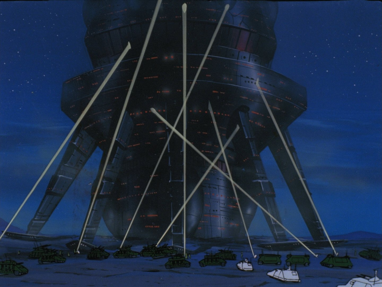 『ヤマトよ永遠に』より 重核子爆弾