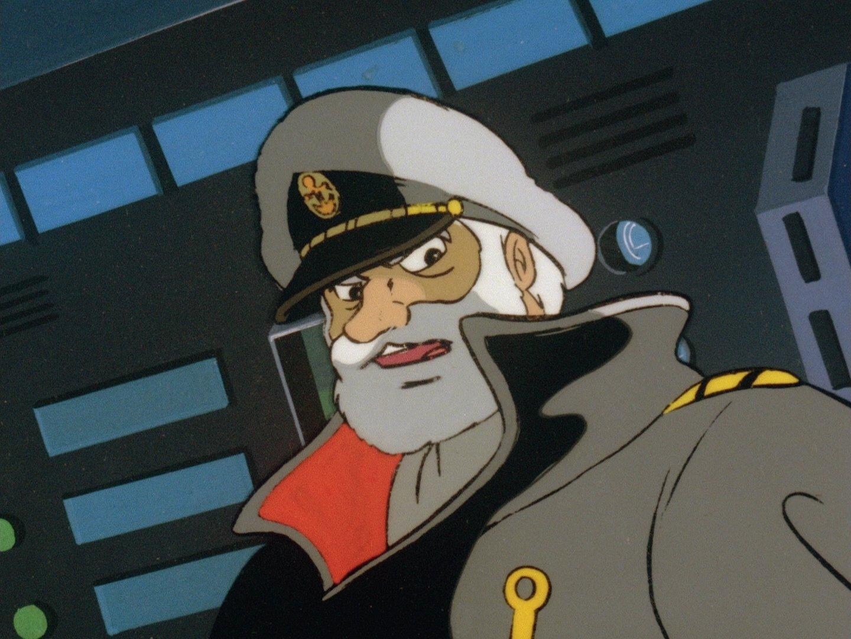 『宇宙戦艦ヤマト』第一話より「バカめ、だ!」
