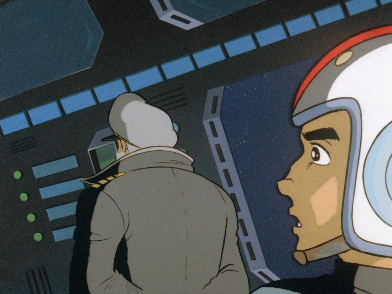 『宇宙戦艦ヤマト』第一話より「バカめ、と言ってやれ」「は?」