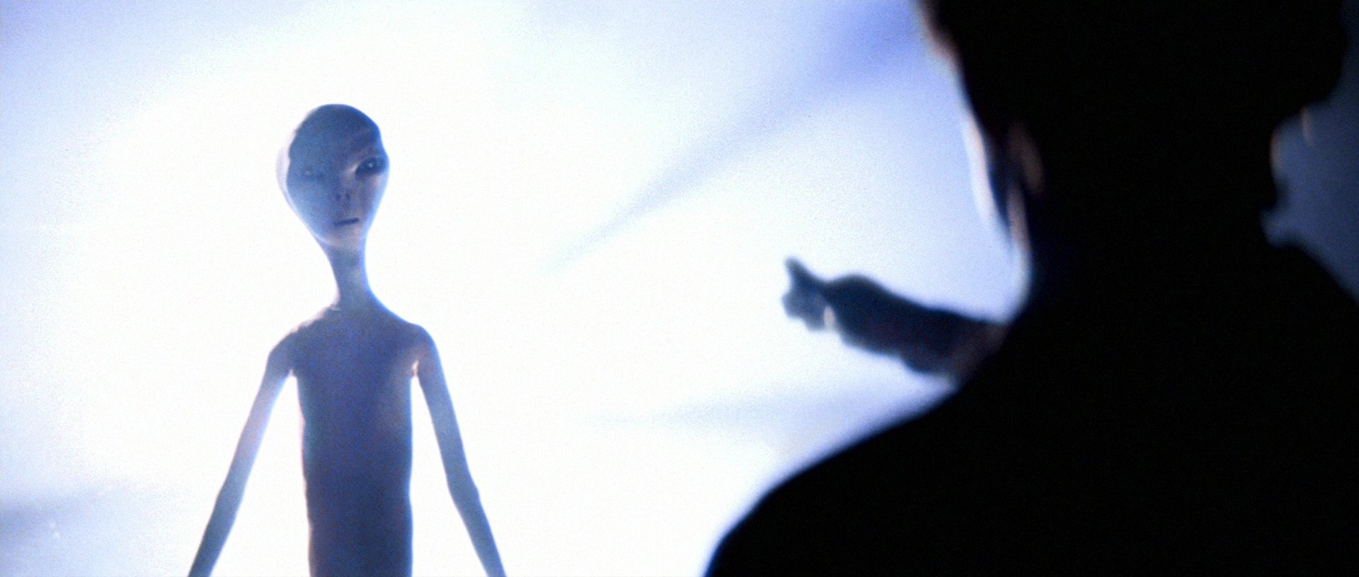 『未知との遭遇』異星人