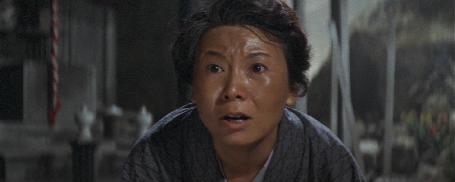 『南海の大決闘』日生のおばちゃんこと中北千枝子さん