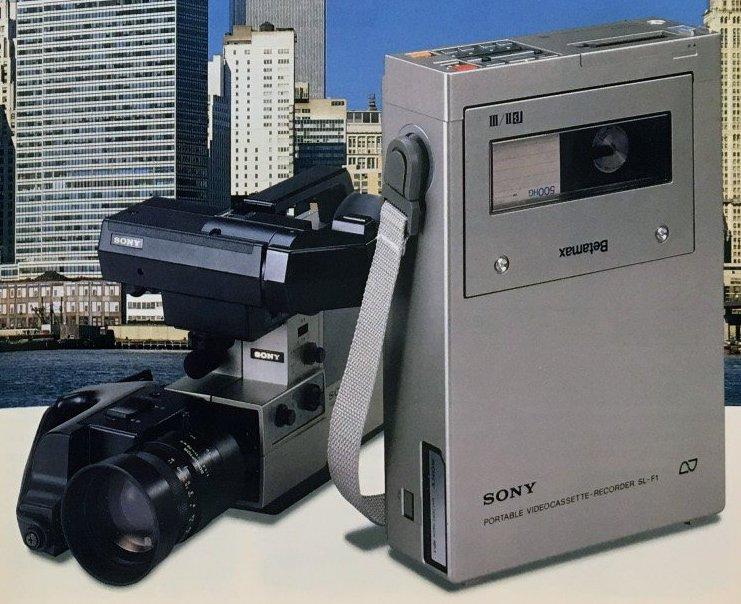レンタル SONY SL-F1HVC-F1
