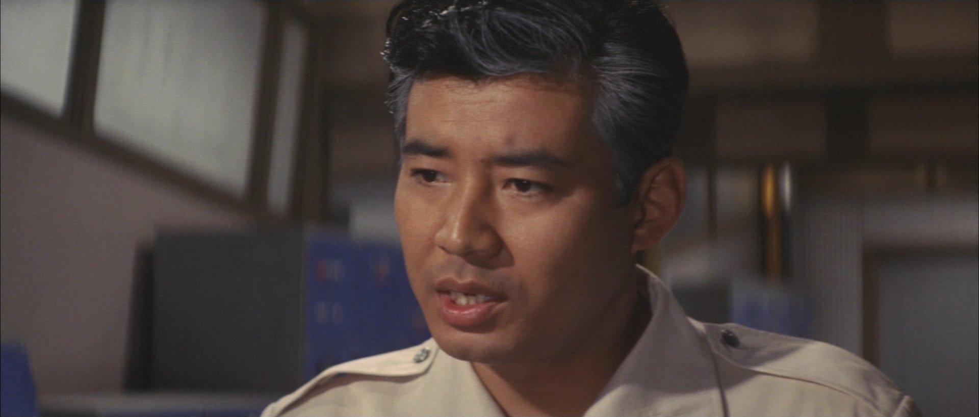 『ゴジラの息子』楠見博士