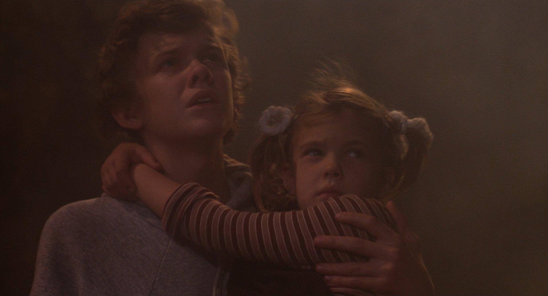 『E.T.』お兄ちゃんと妹
