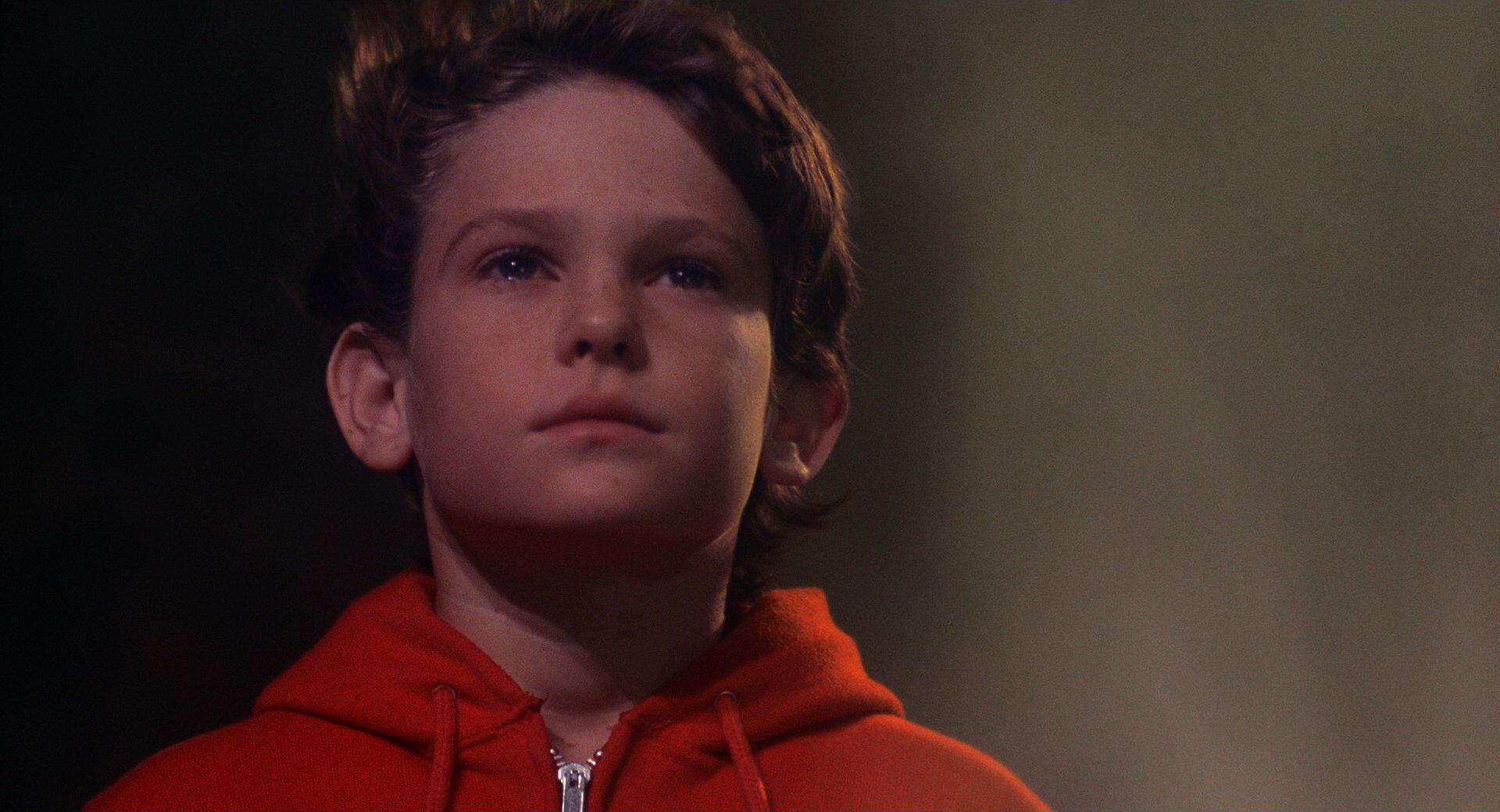 『E.T.』ラストカットのエリオット