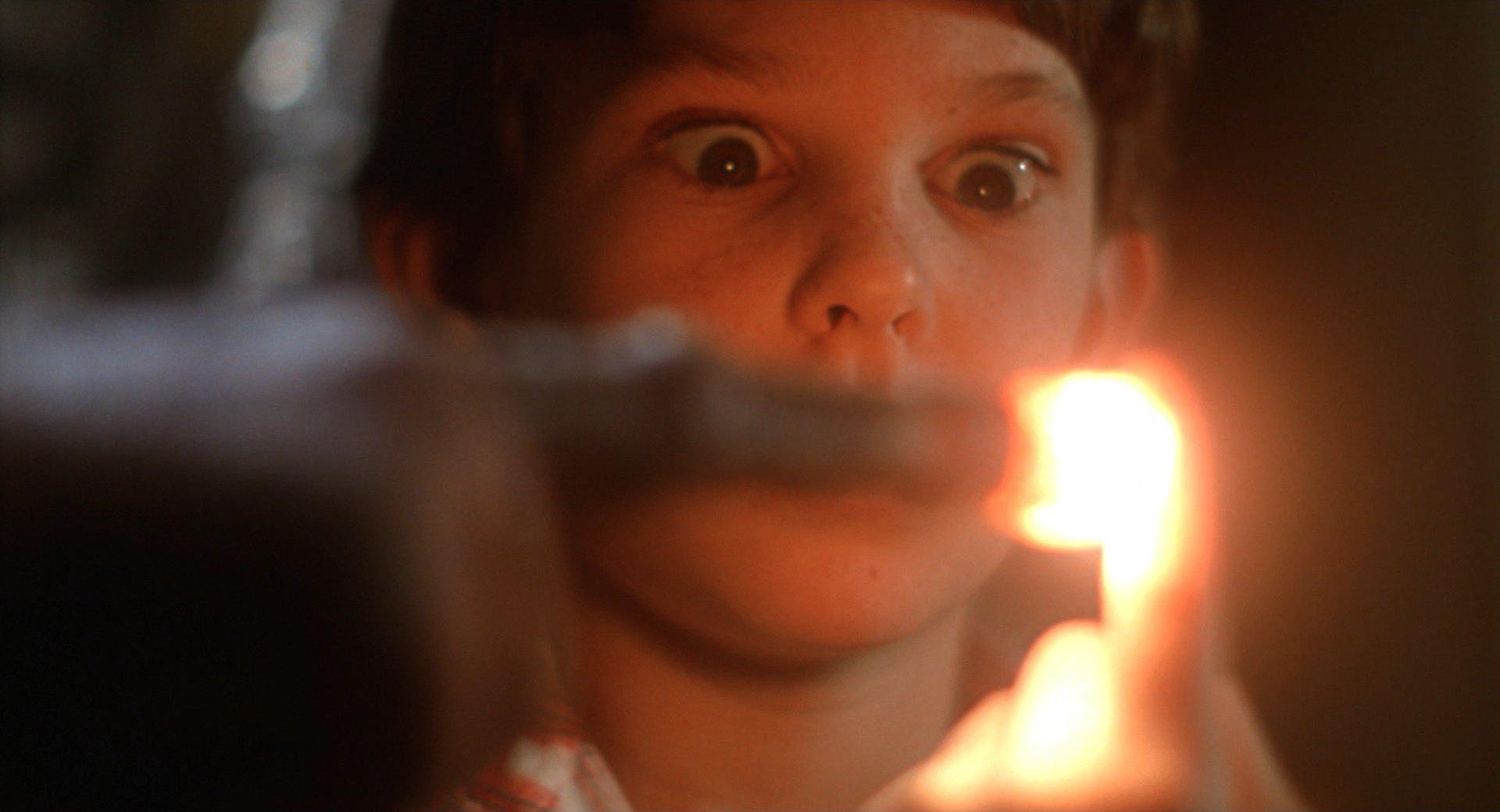 『E.T.』指先