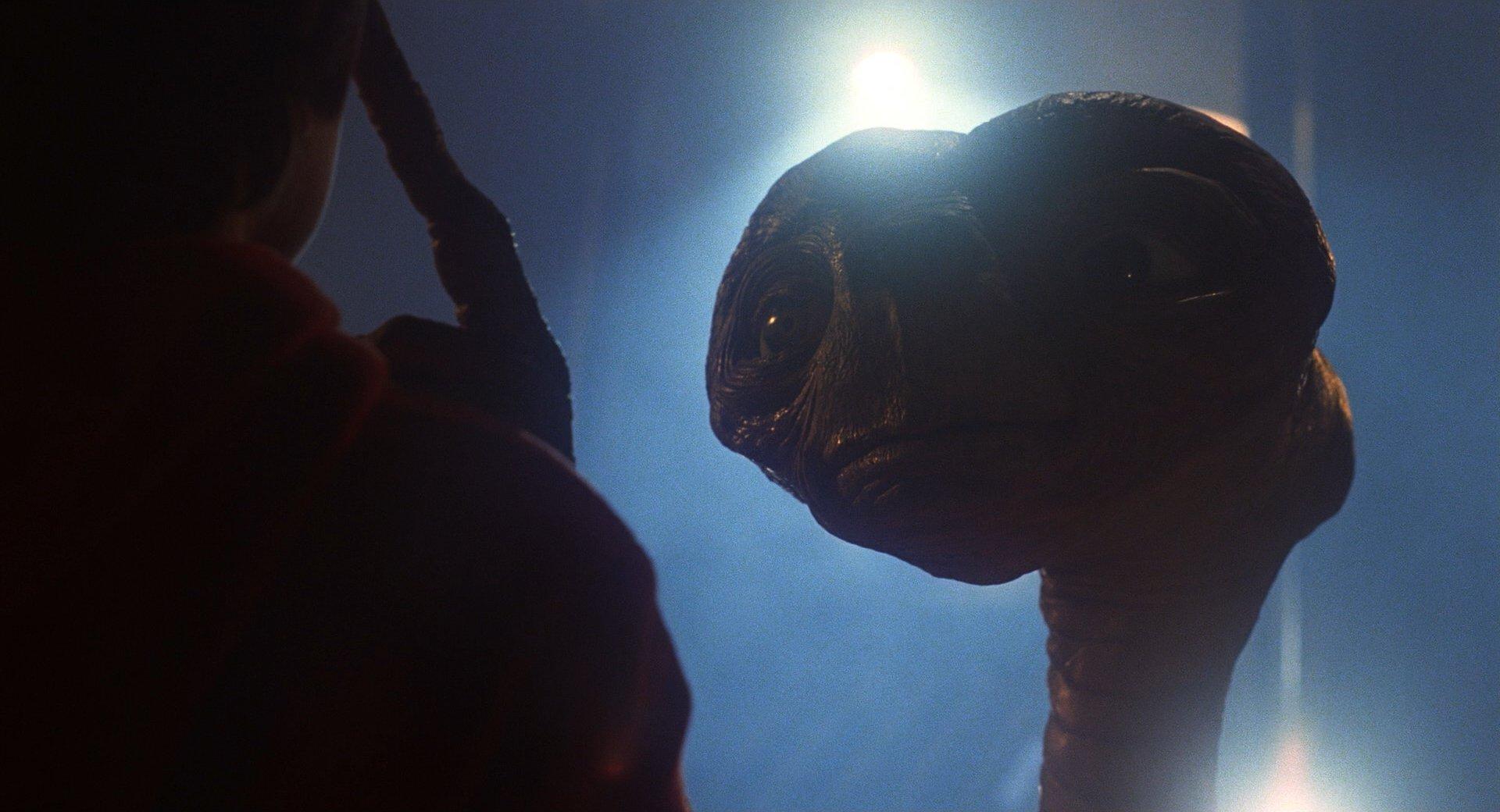 『E.T.』ココニイル