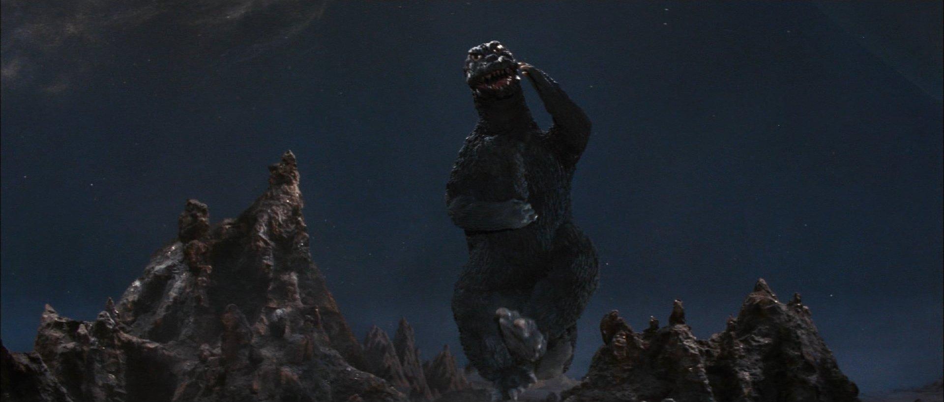 『怪獣大戦争(短縮版)』シェー!