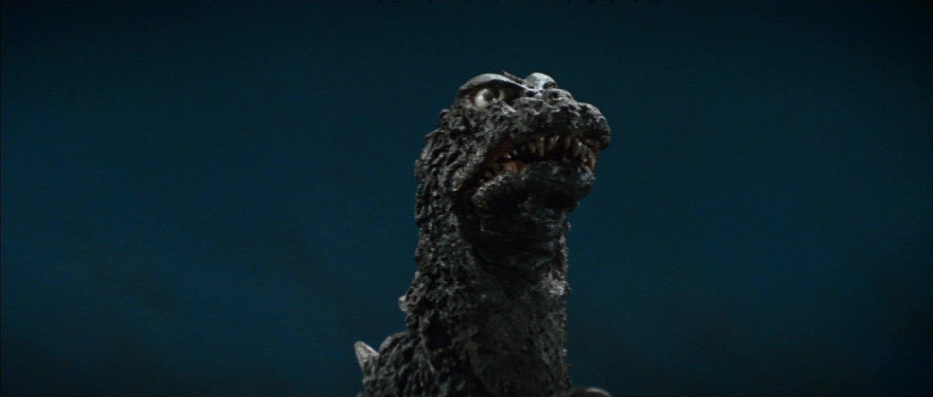 『三大怪獣地球最大の決戦』ゴジラに表情が・・・