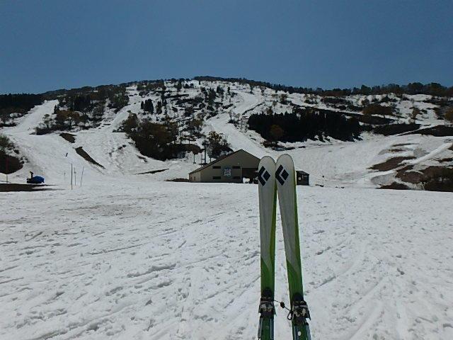 令和最初のスキーはシャルマン1