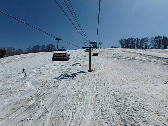 令和最初のスキーはシャルマン3