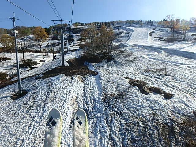 令和最初のスキーはシャルマン4