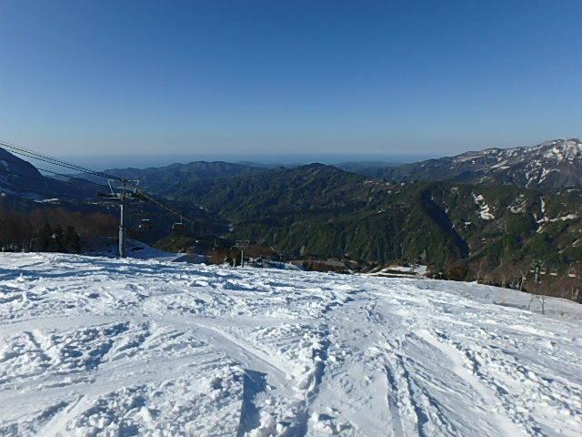令和最初のスキーはシャルマン6