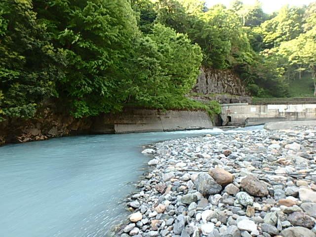 唯一の小滝川1