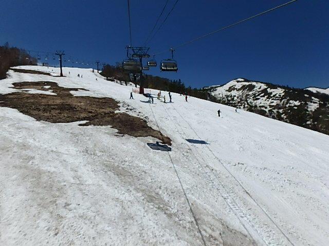 2019最後のスキー8