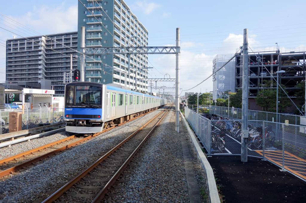 東武流山おおたかの森駅02