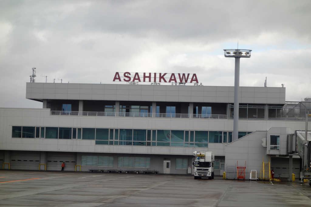 旭川空港20