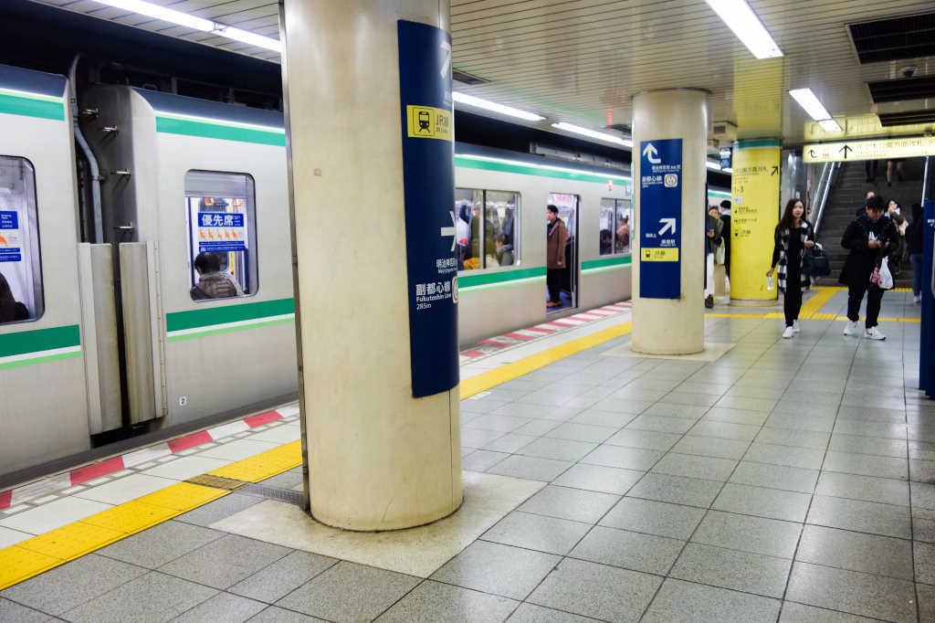 明治神宮前駅01