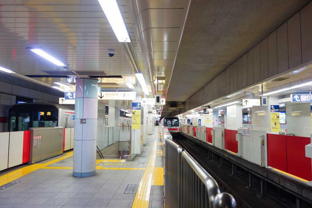 中野坂上駅04