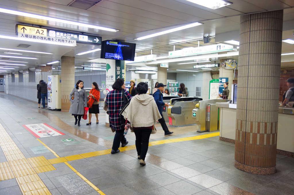 中野坂上駅06